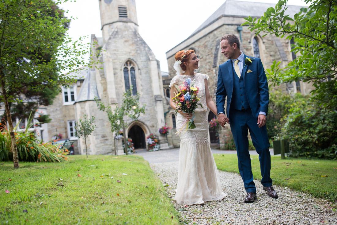 Wedding at the Alverton. Truro wedding photographer. Cornwall wedding photographer